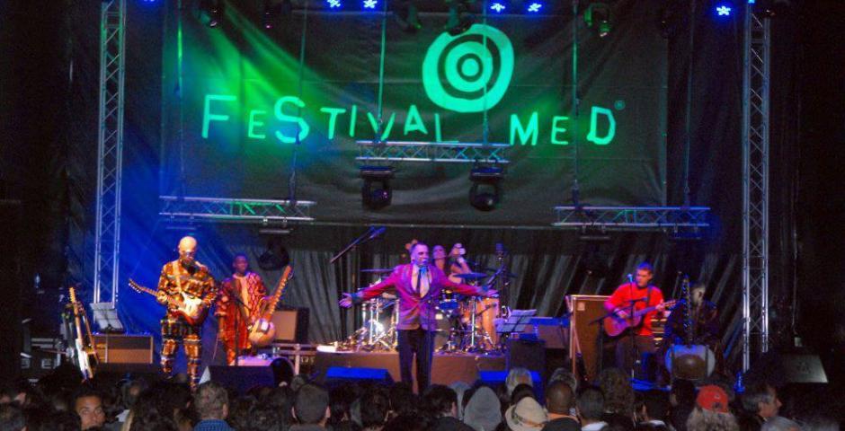 FESTIVAL MED at Loulé: world music, dance, art performances and crafts