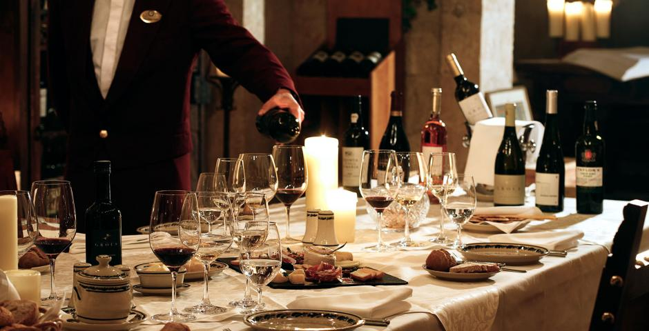 The Wine Cellar at VILA VITA Parc has just completed a refurbishment to its kitchen