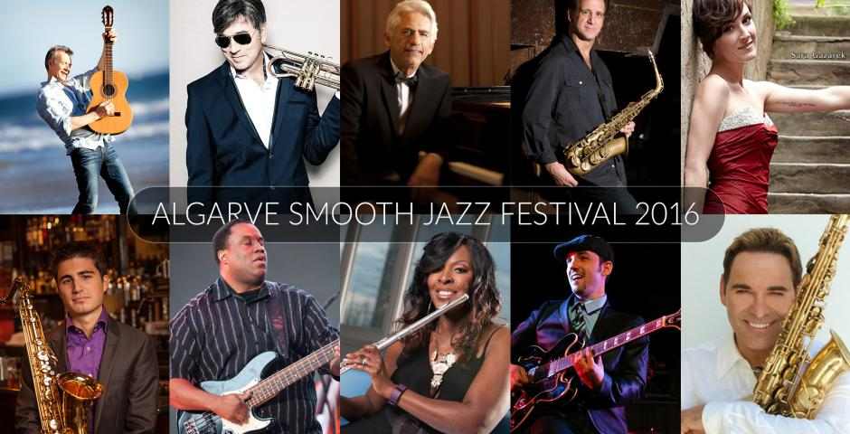 Algarve Smooth Jazz Festival premieres at VILA VITA Parc