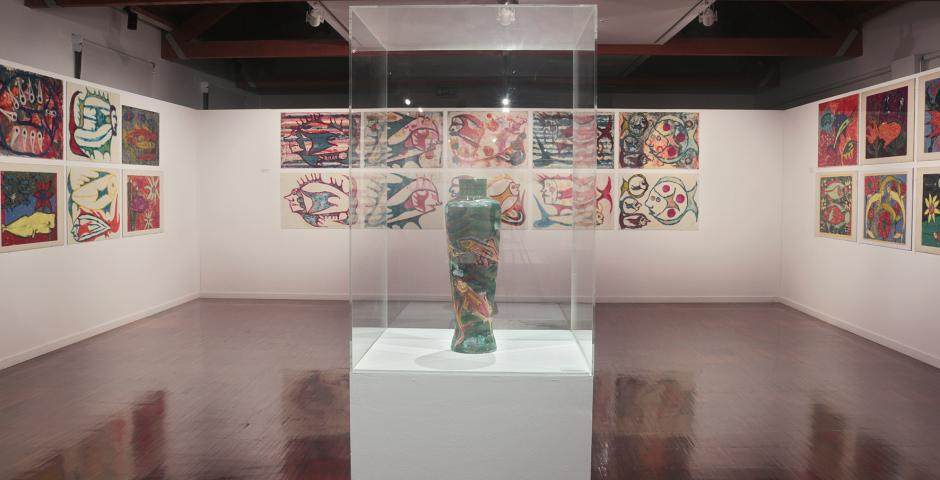 """Portimão Museum – Exhibition """"We are all Fish"""", by Hein Semke"""