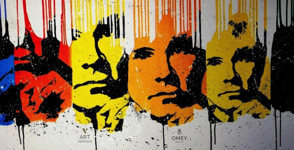 THE LOST WARHOLS - Multi-faceted art event - Vilamoura Marina
